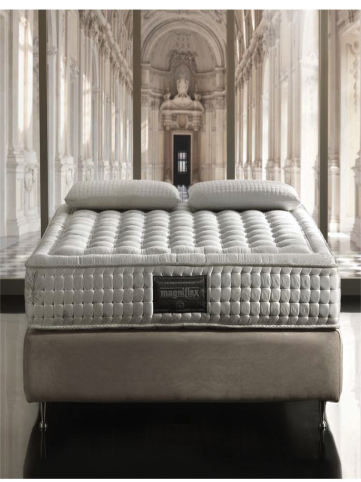 The Best Mattress in America is Made in Italy