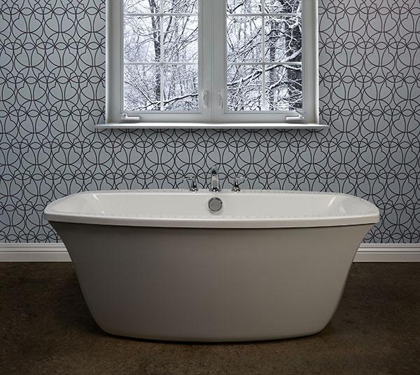 Jacuzzi Luxury Bath Introduces Primo Freestanding Bathtub