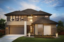 Mainvue Homes Brings Modern Style Feature-rich