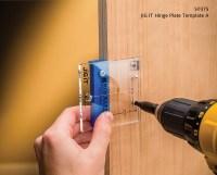 Rockler Simplifies Concealed Hinge Installation