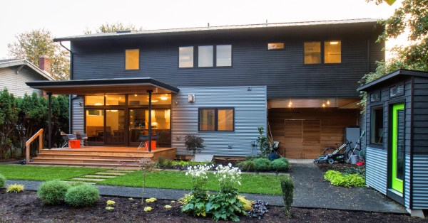 Explore Modern Homes In Pacific Northwest Spring