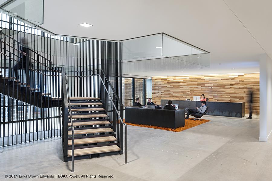 BOKA Powell Completes Interior Design for Omnitracs
