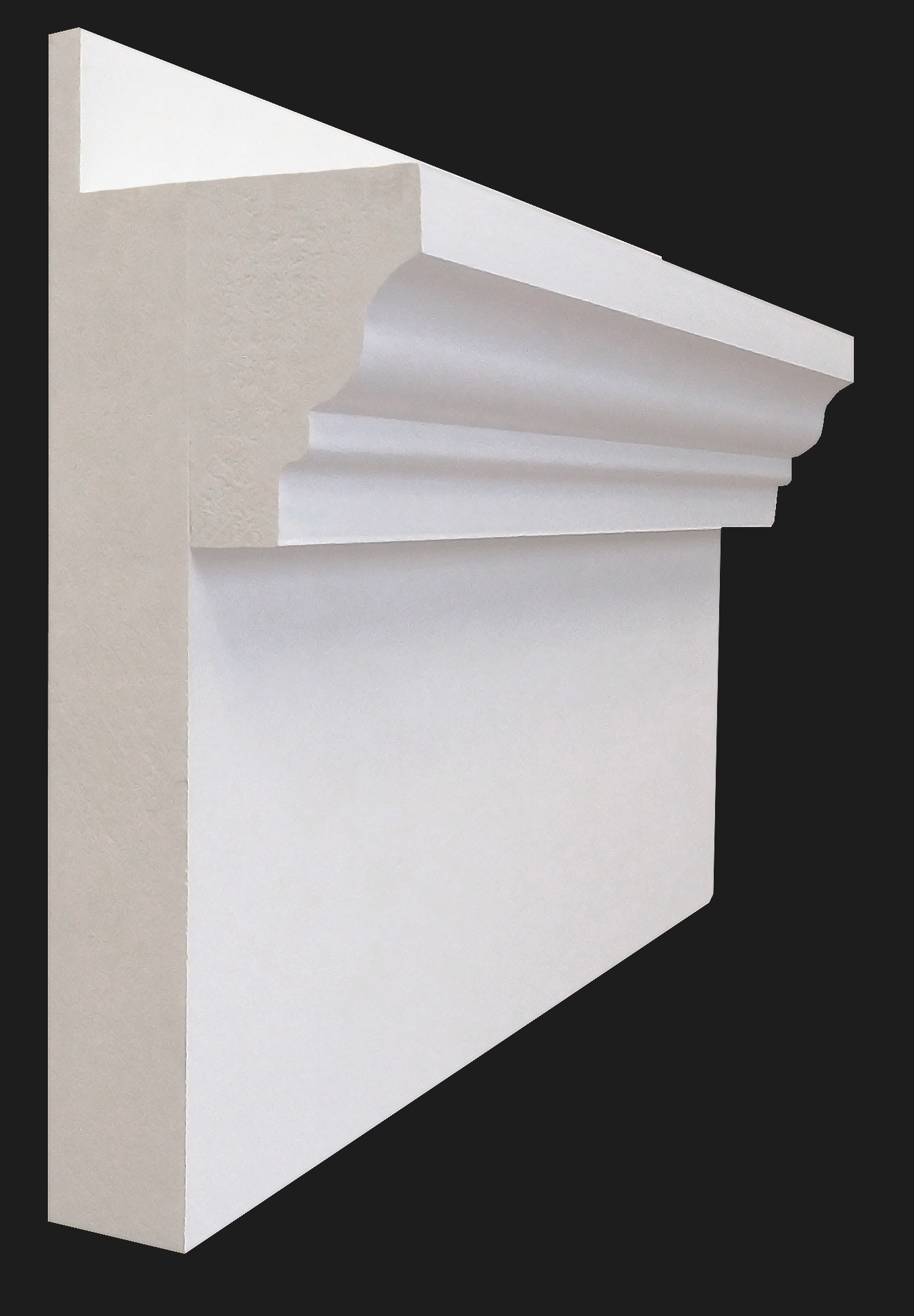 VERSATEX Introduces PVC Crosshead Pediment Moulding Profile