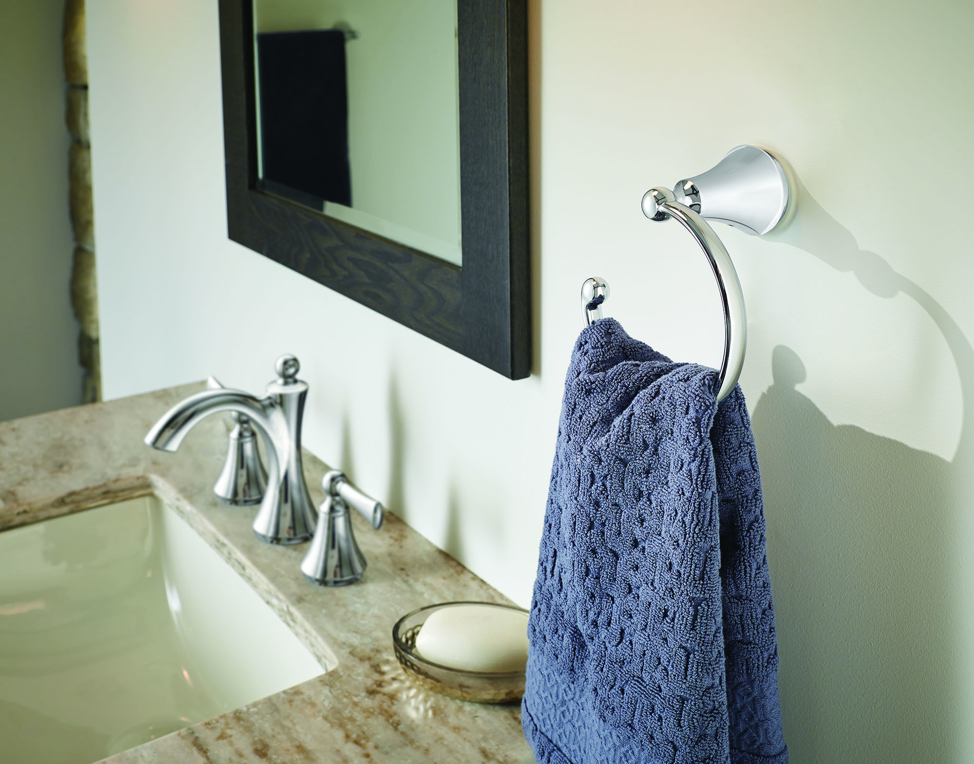 the new moen wynford collection adds