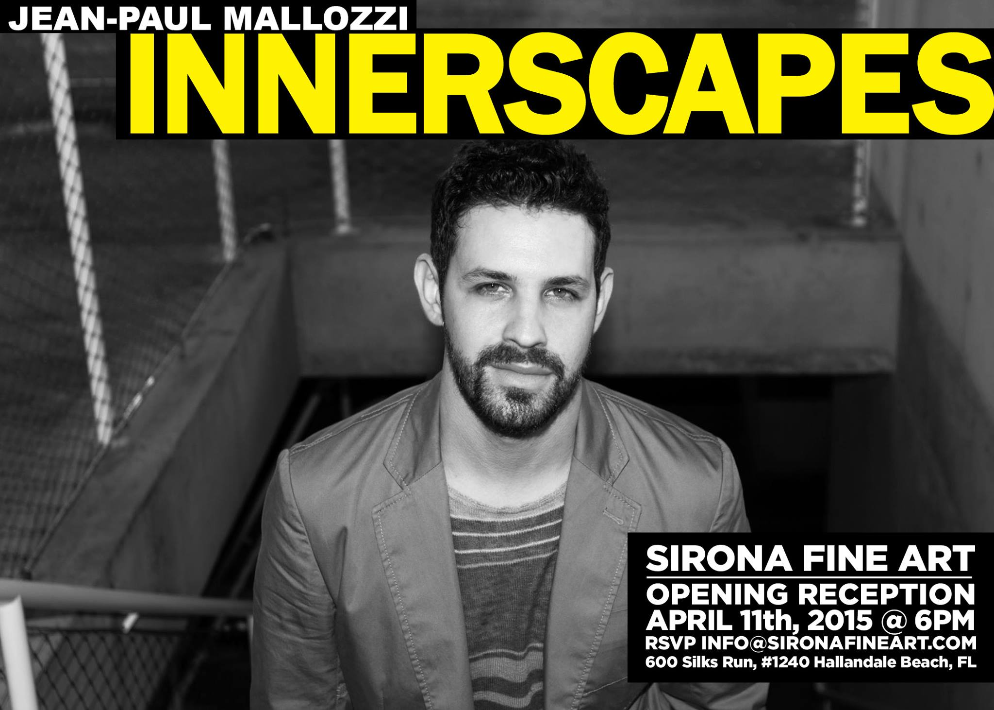 Sirona Fine Art Presents 'Innerscapes And Landscapes