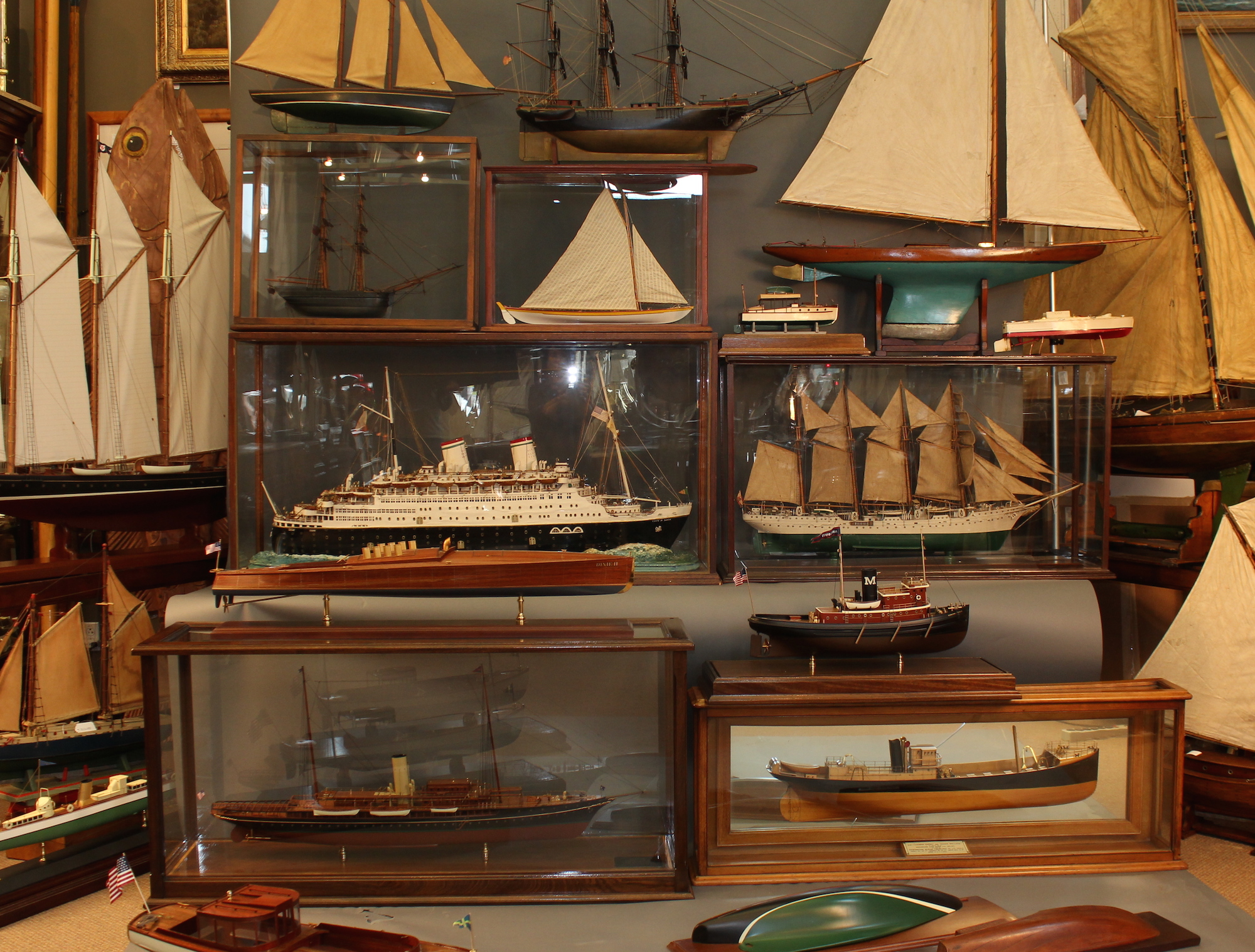 Unique Nautical Lanterns Dockyard Builders Ship Models