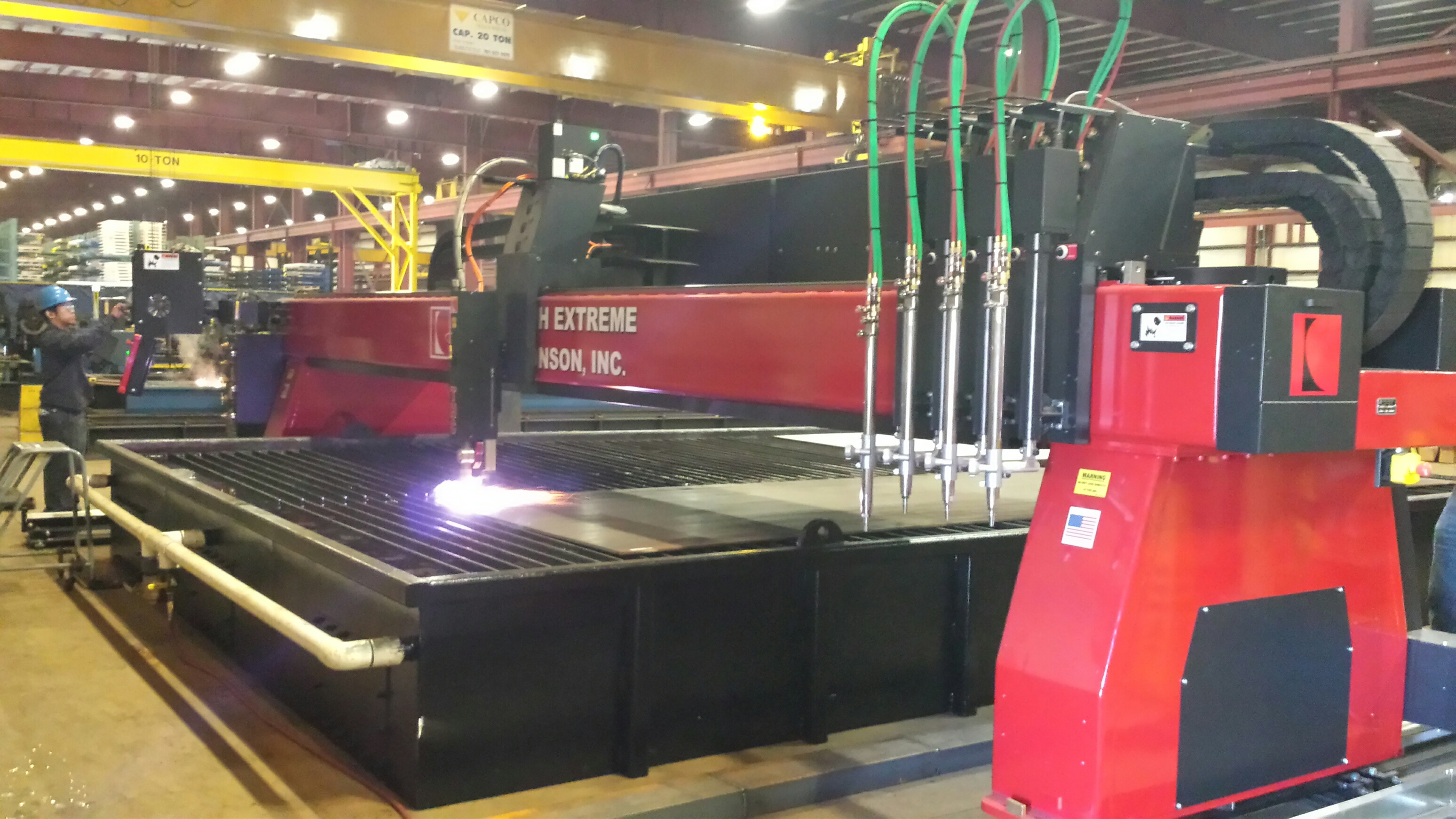 Klein Steel Upgrades Processing Capability with Koike