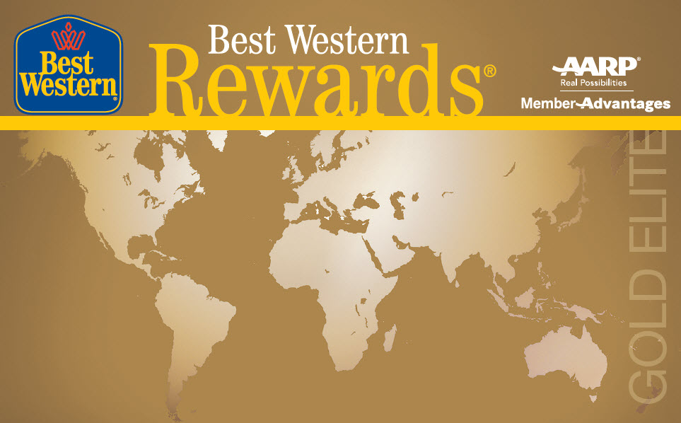 Best Western Launches New Rewards Program For AARP Members