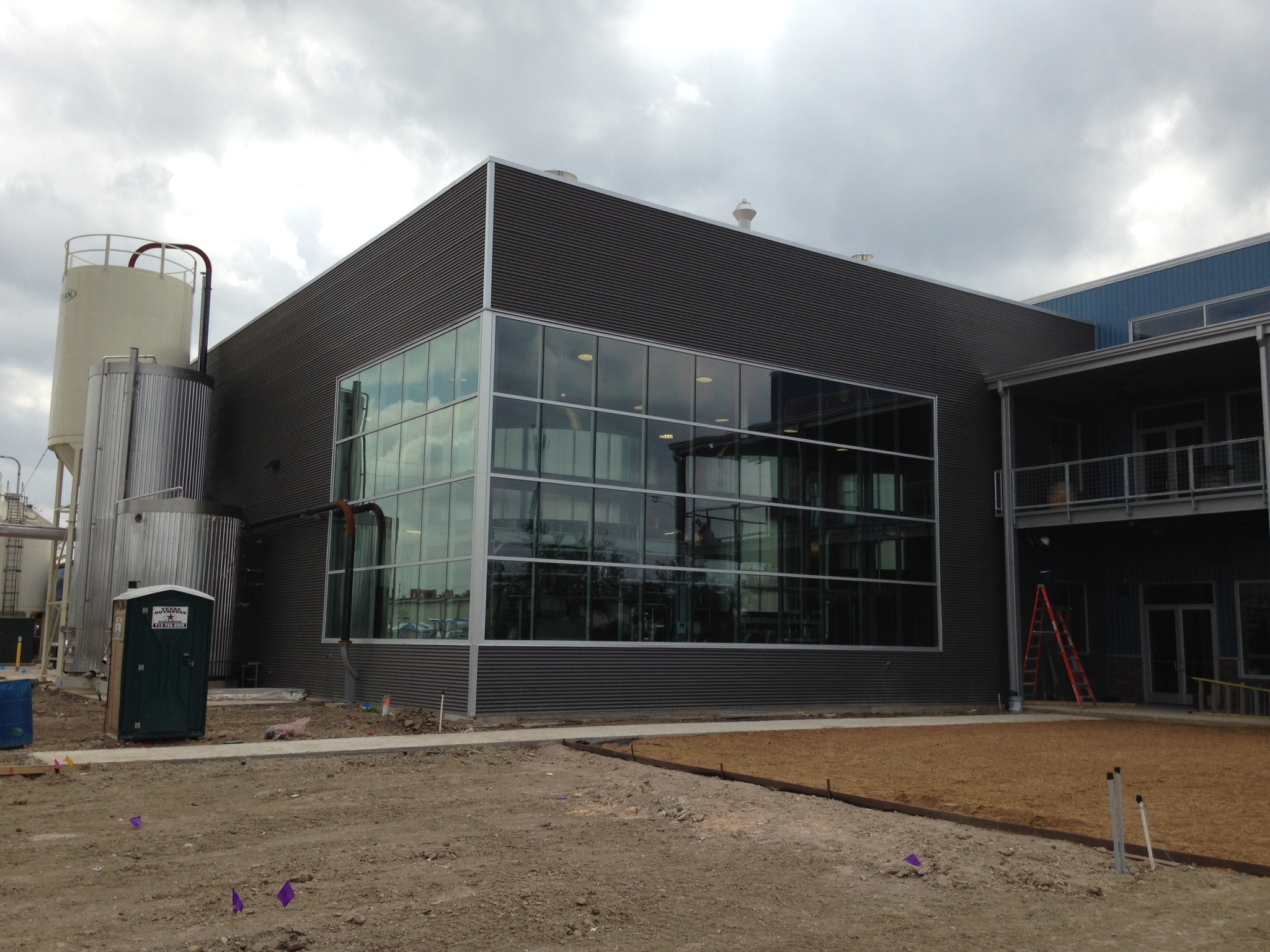Whirlwind Steel Completes 19000 SquareFoot Brewery
