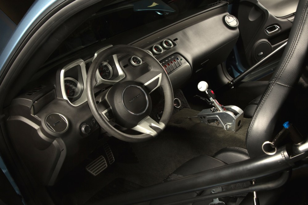 medium resolution of the cavalier camaro interiorbuilt to nhra standards