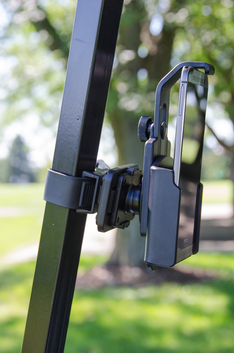 New Golf Cart Mounts For Phones And Tablets