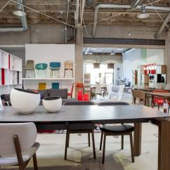 Outdoor Dining Chairs Sale White Kids Table And New Modern Contemporary Furniture Store Showroom In Los Angeles Kicks Off Summer With - Up ...