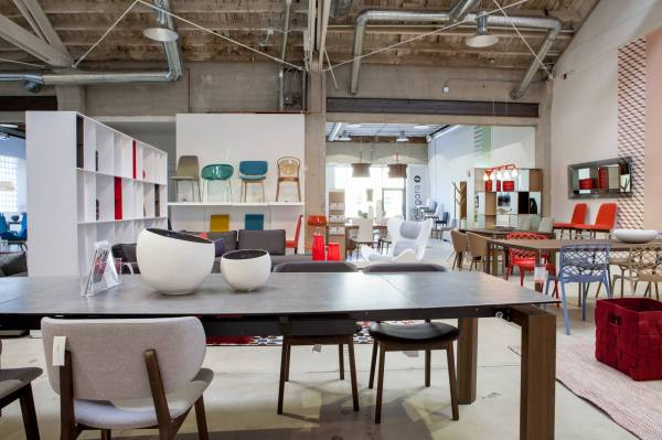 Contemporary Furniture Store Los Angeles