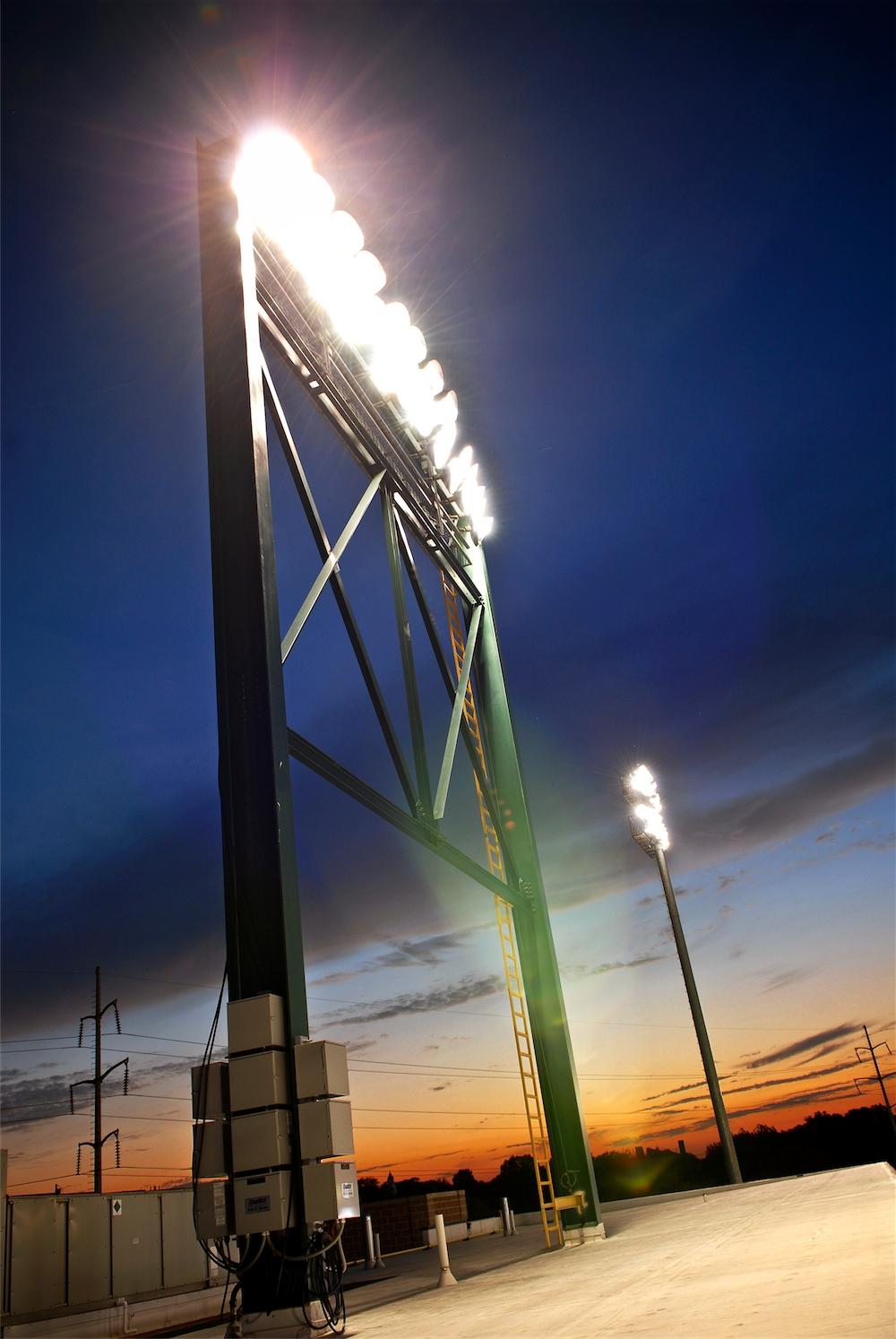 Qualite Sports Lighting Names JRC Lighting As Sales Team