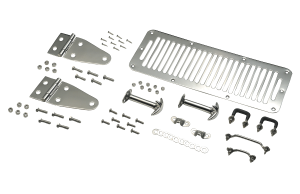 New at Summit Racing Equipment: Kentrol Stainless Steel