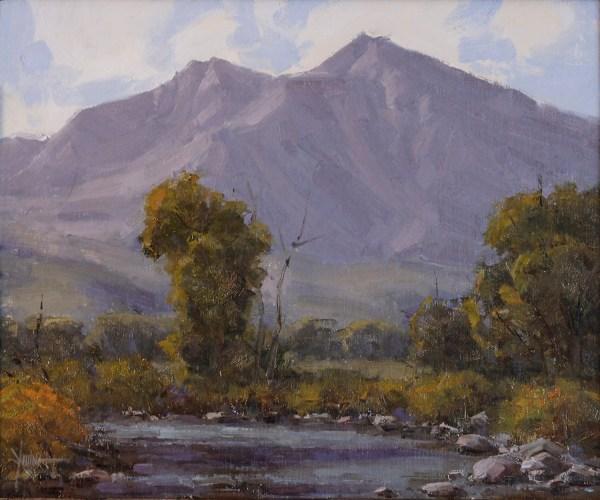 Of West Landscape Paintings Western Art