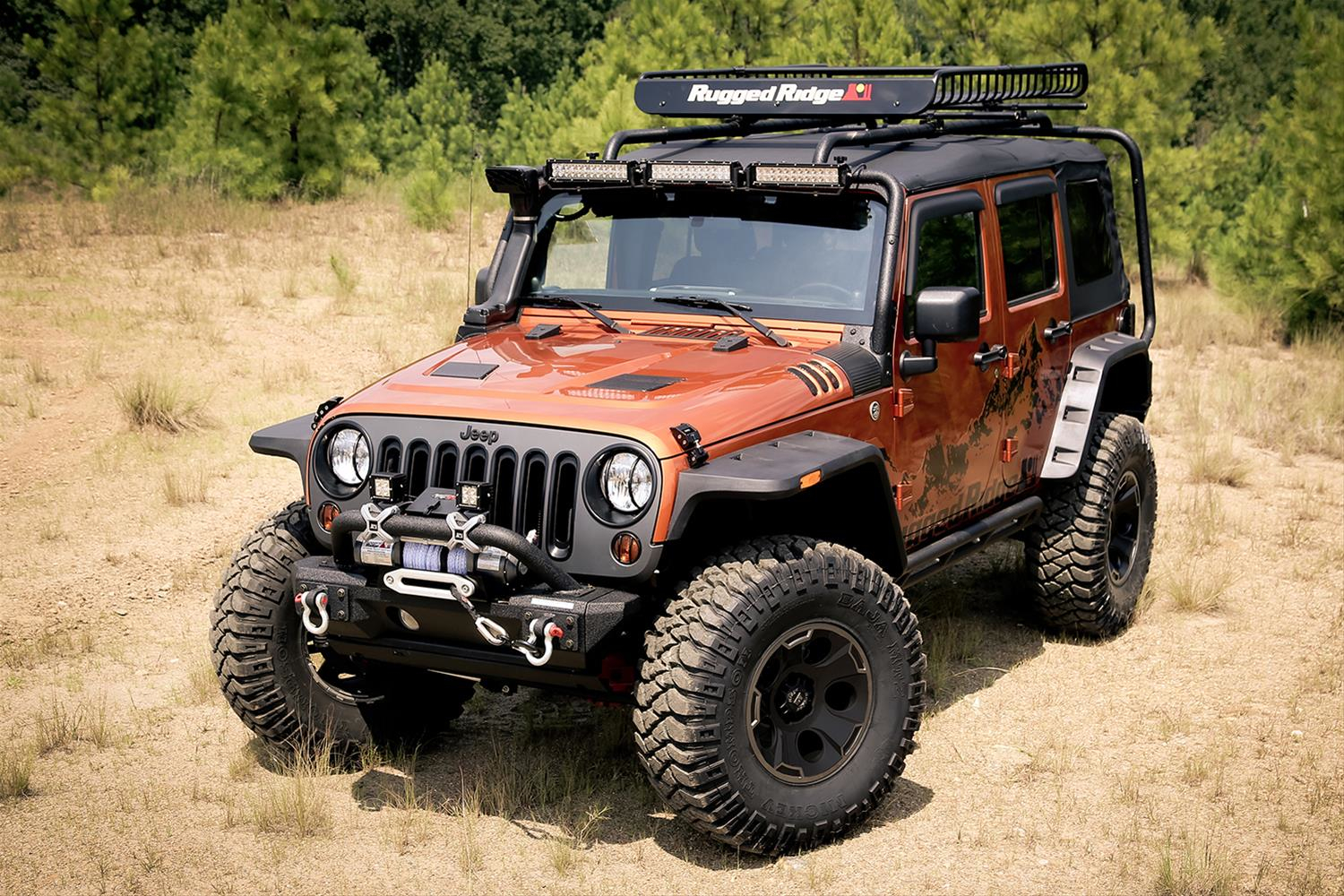 New at Summit Racing Rugged Ridge Parts and Accessories