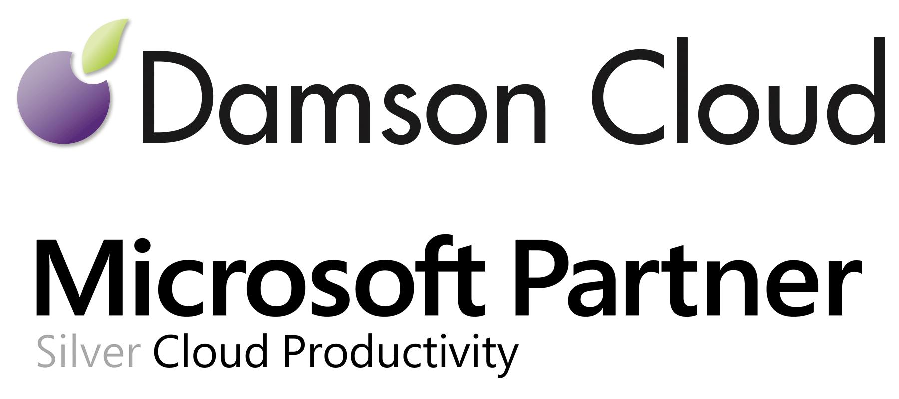 Damson Cloud Achieves Microsoft Silver Cloud Productivity