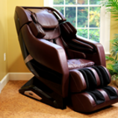 Infinity Massage Chair Hanging Pod Zara Chairs And Brookstone Present The Perfect Holiday Gift Riage In Chocolate Brown