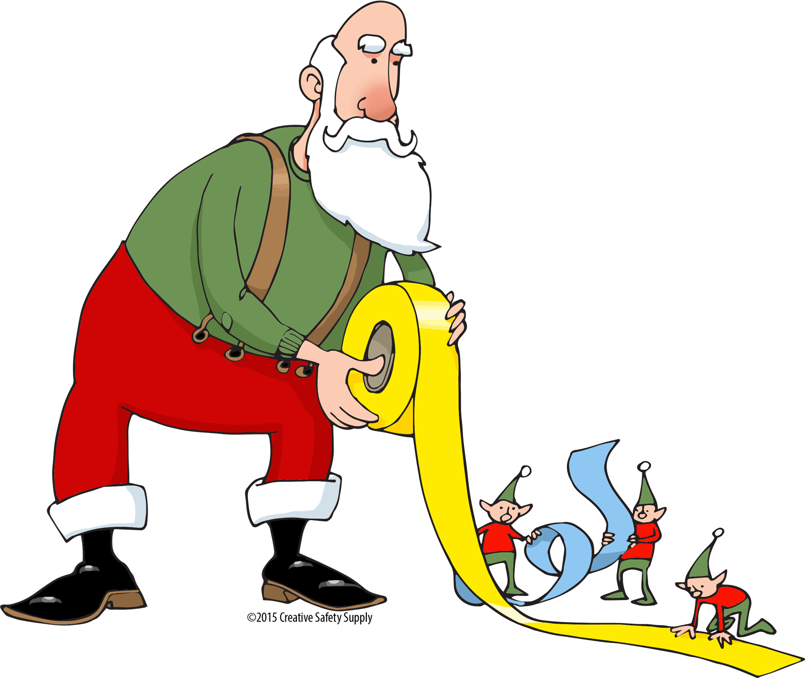 Creative Safety Supply Releases Holiday Themed Resources