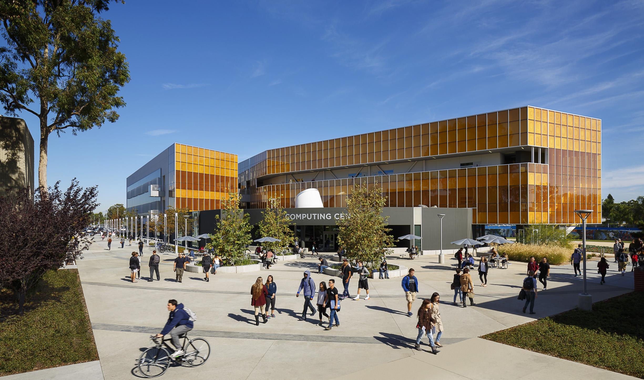 LPA Inc Designed the New Interdisciplinary Building at