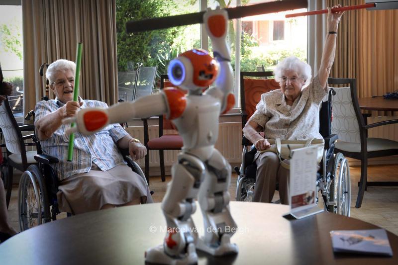 ChartaCloud Announces ZORA The Humanoid Robot for Senior