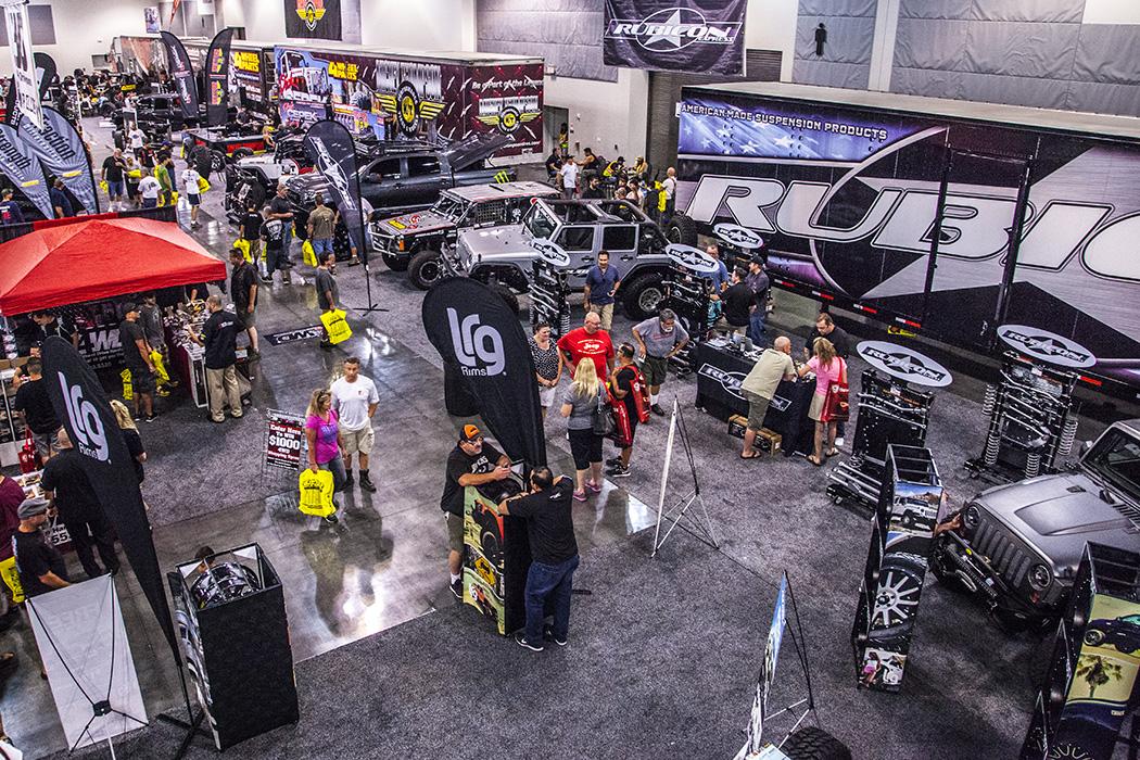 2016 4 Wheel Parts Truck  Jeep Fest Season Gets Underway in San Mateo