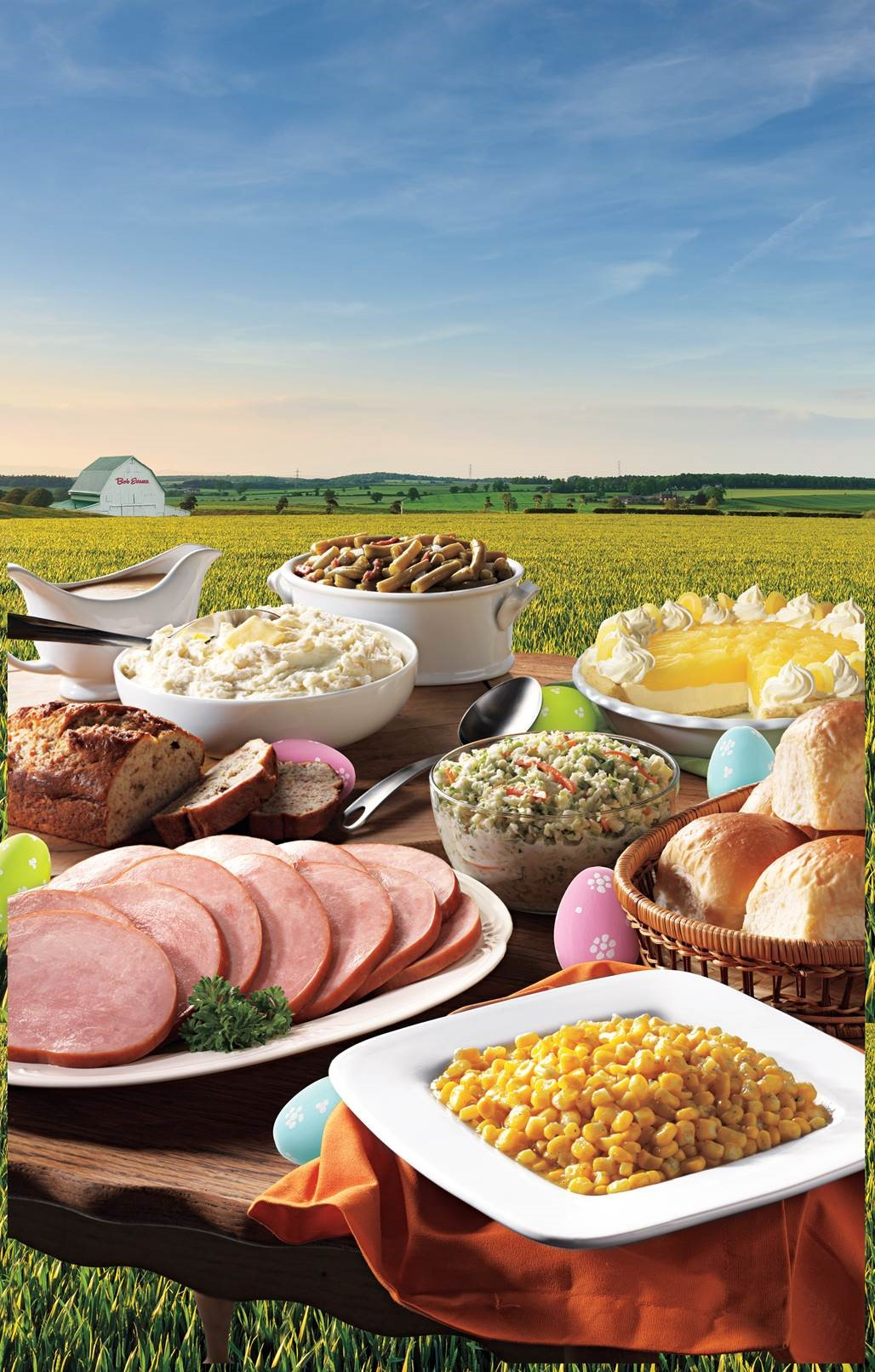 Bob Evans Offers Guests Hassle Free Easter