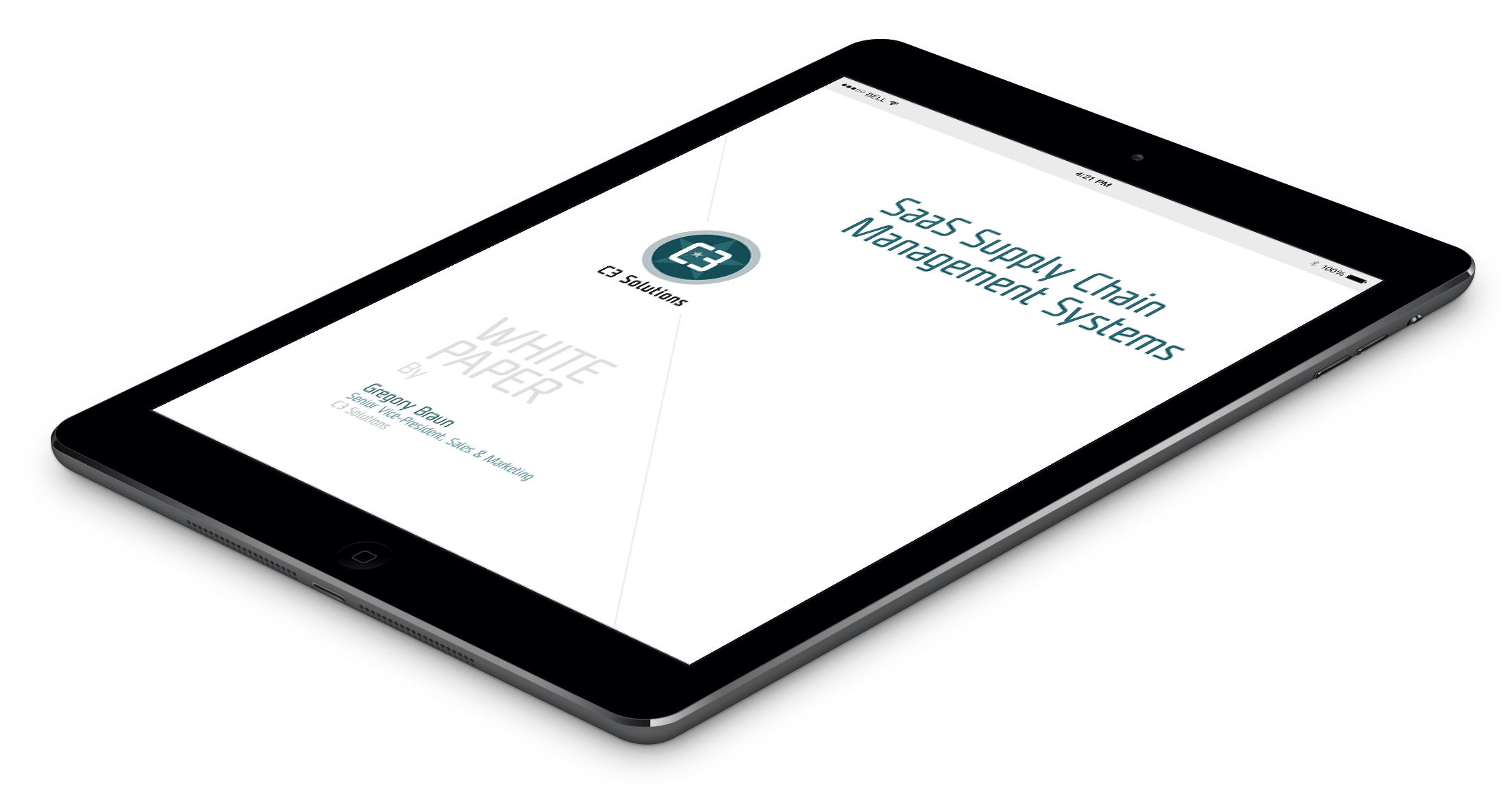 C3 Solutions' Latest White Paper Focuses on SaaS Supply