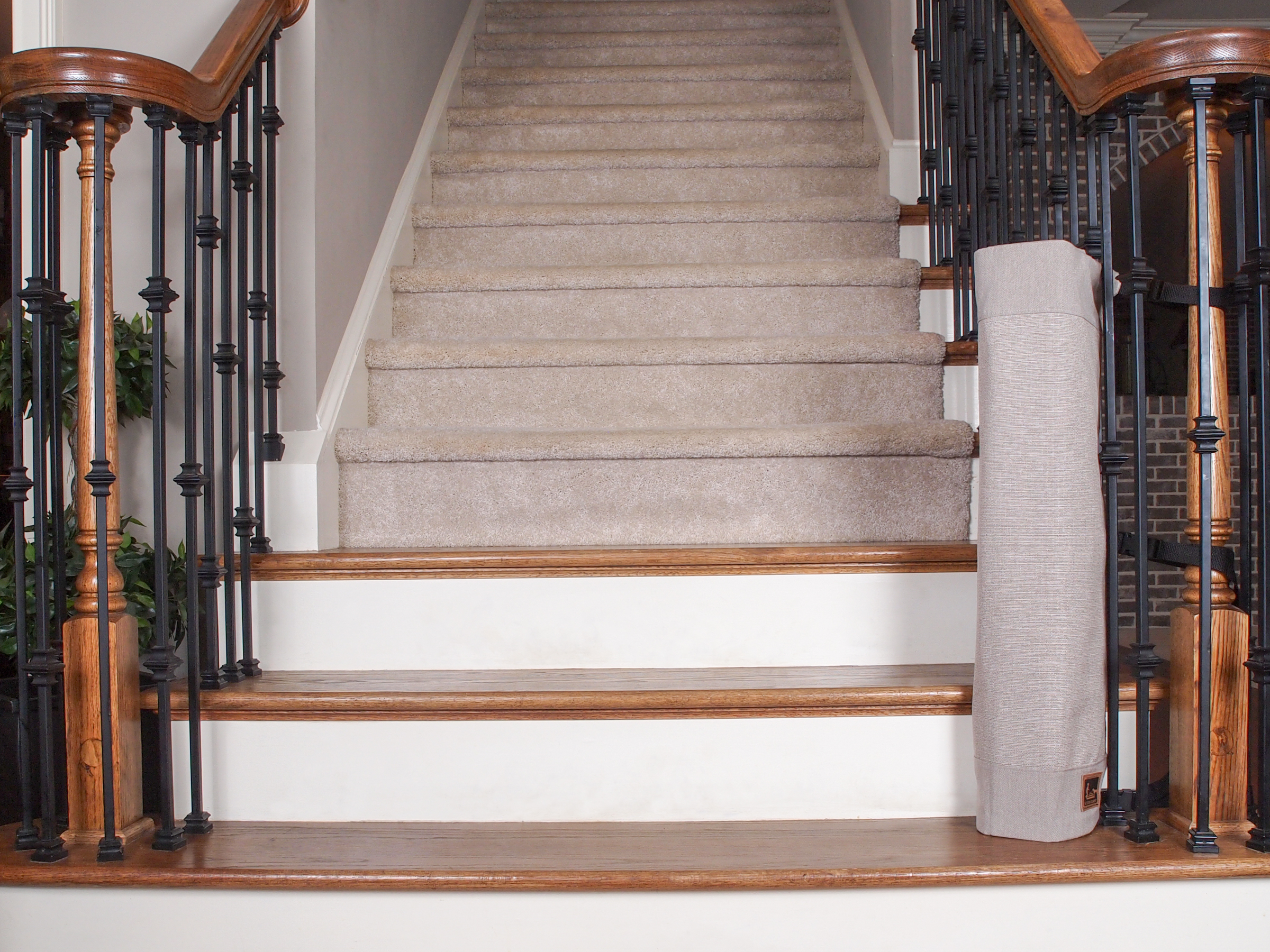 The Stair Barrier Banister To Banister Baby Safety Gate
