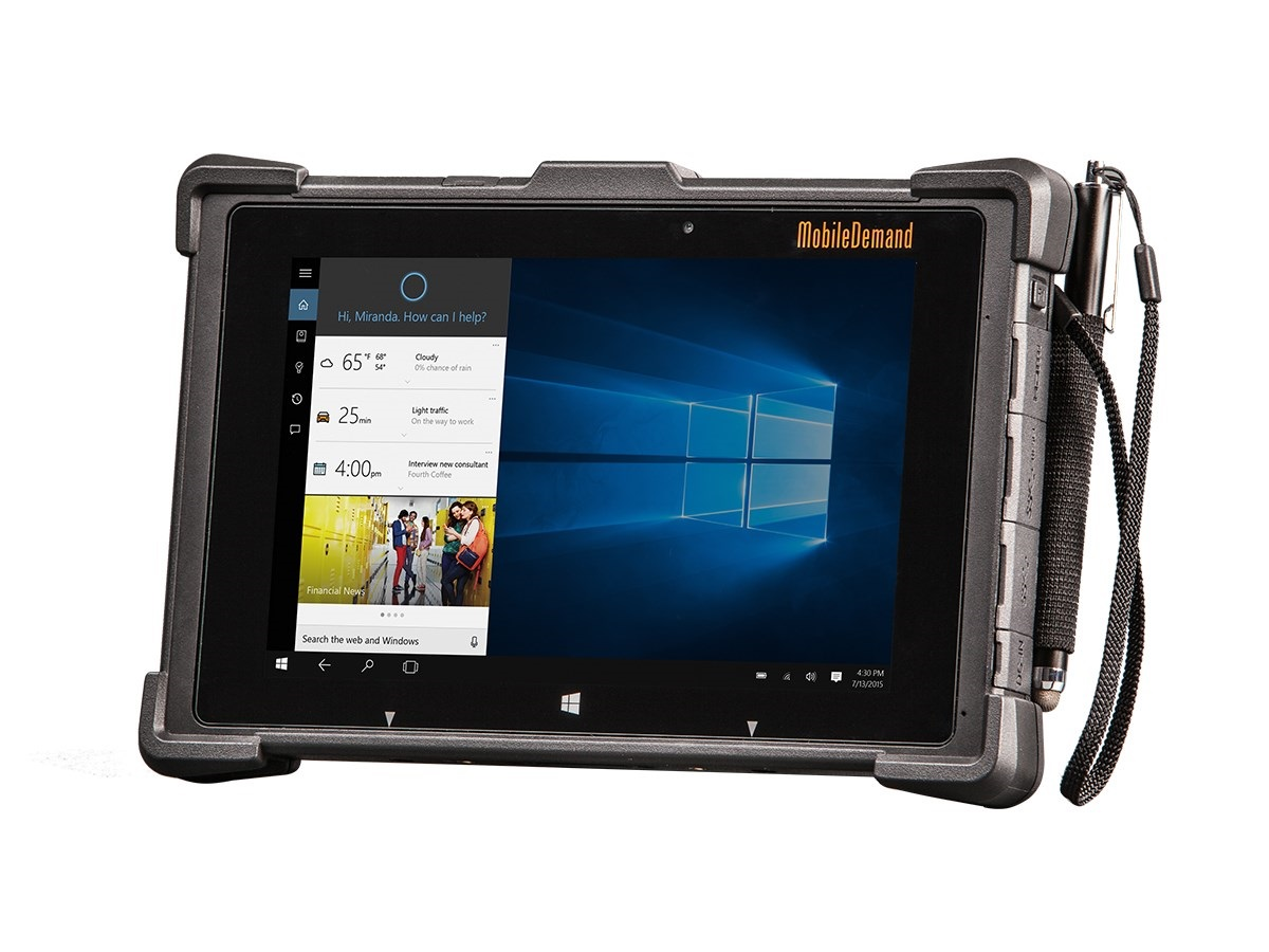 Worlds First Rugged Tablet With 3D Camera Coming To