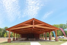 Timber Frame Pavilions Crafted Energy Works