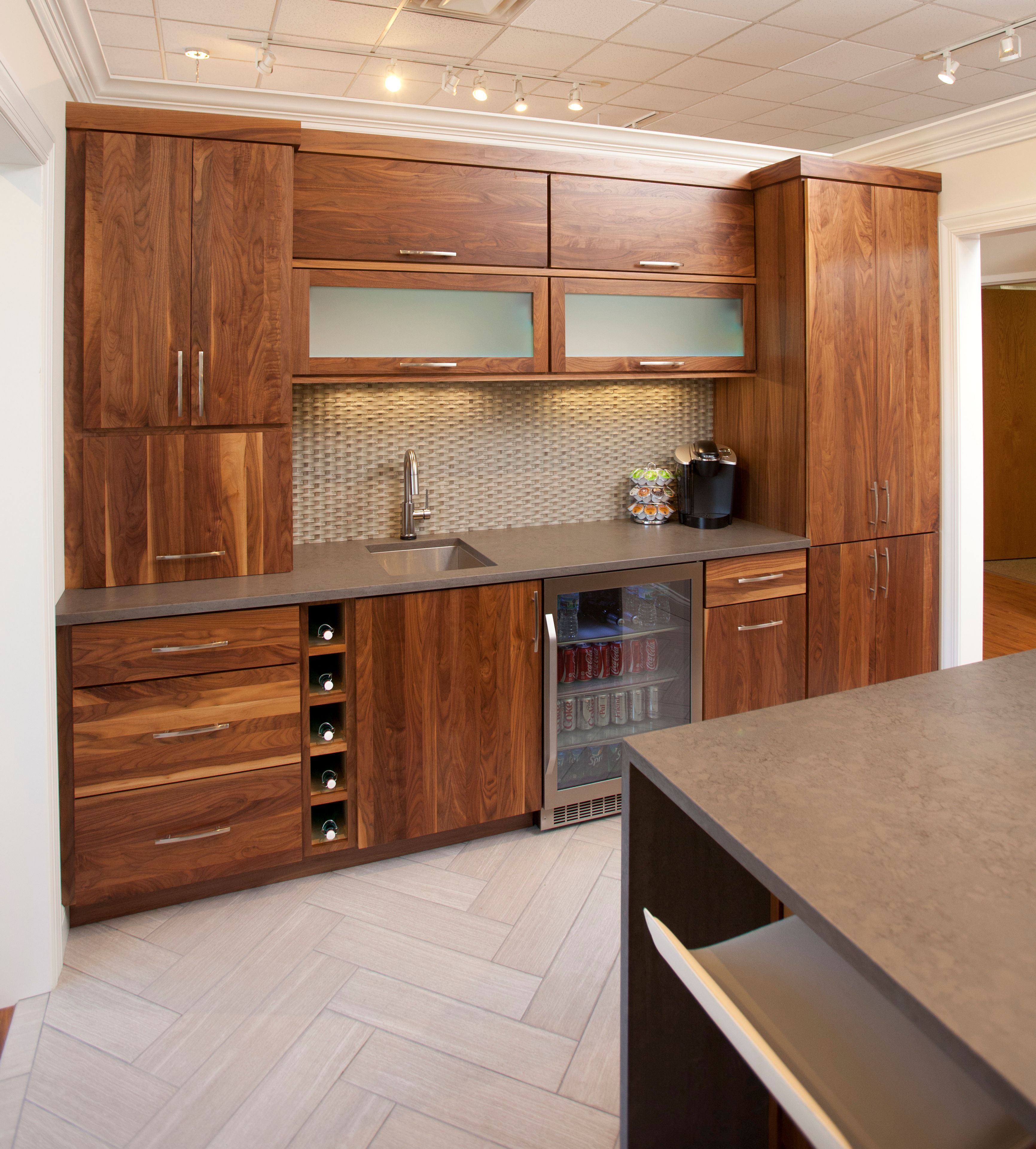 kitchen and bath design center knives reviews renovation of showroom