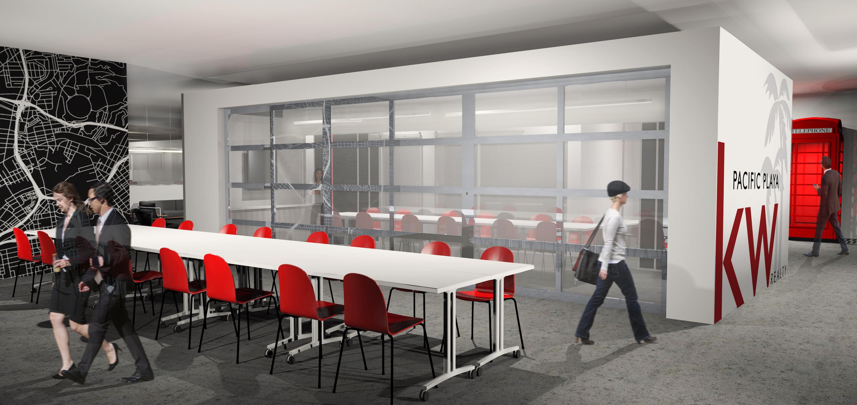 Keller Williams Hires SoCal Firm Tellus Design Build For