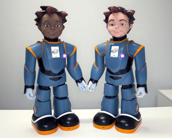 Robokind Debuts Robot With African-american Likeness