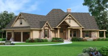 Best-Selling Luxury House Plan
