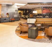 Holiday Inn Dayton Fairborn Features Flight-inspired