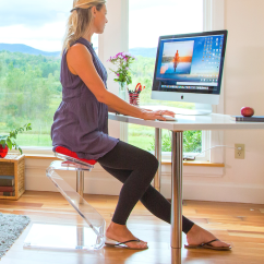 Office Chair Back Pain Garden Covers Uk Vermont Based Qor360 Launches New Ergonomic Chairs For Painthe Encourages Spinal Alignment With A Patented Eccentric Bi Cylinder