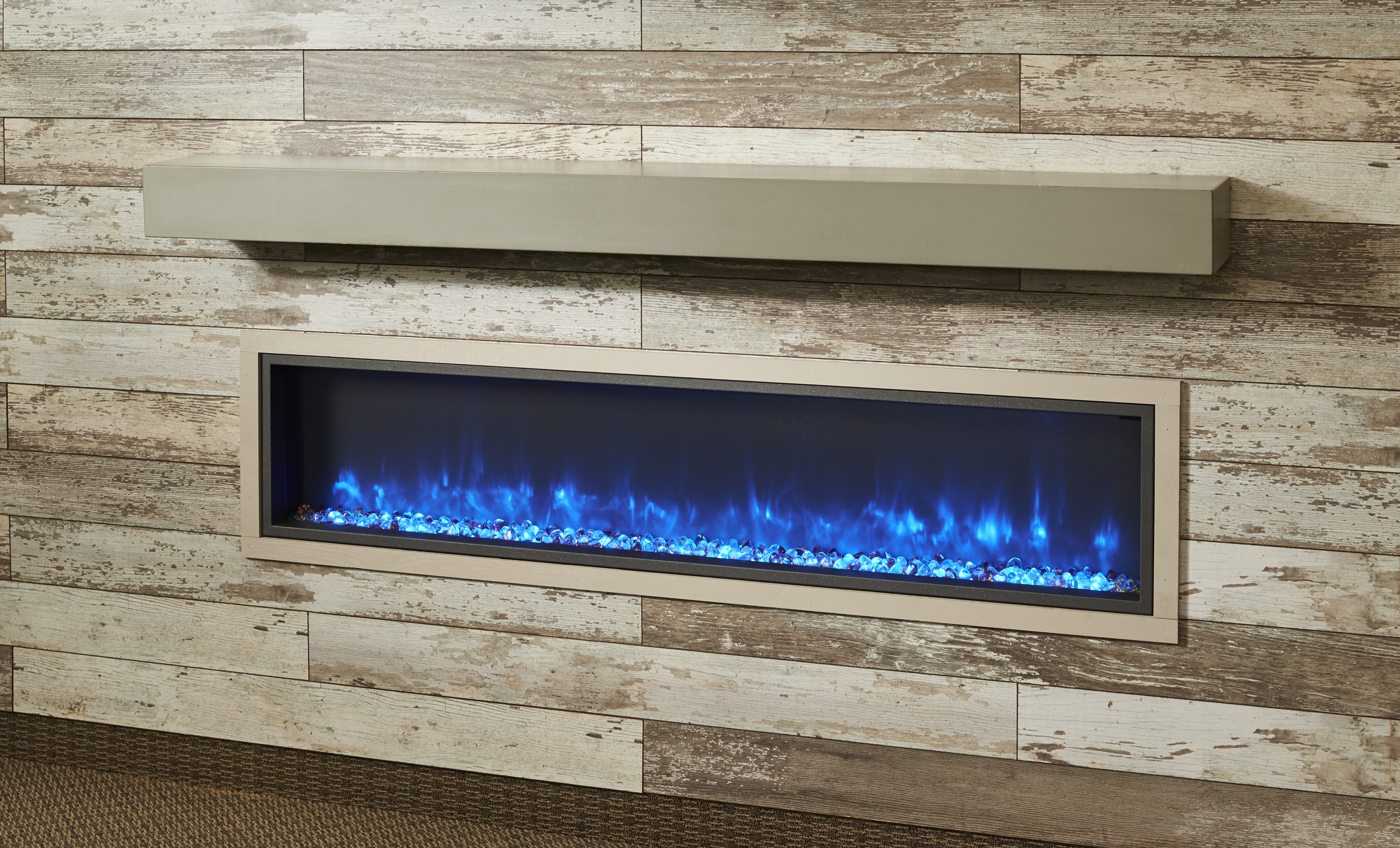 Product Update NonCombustible Supercast Mantel