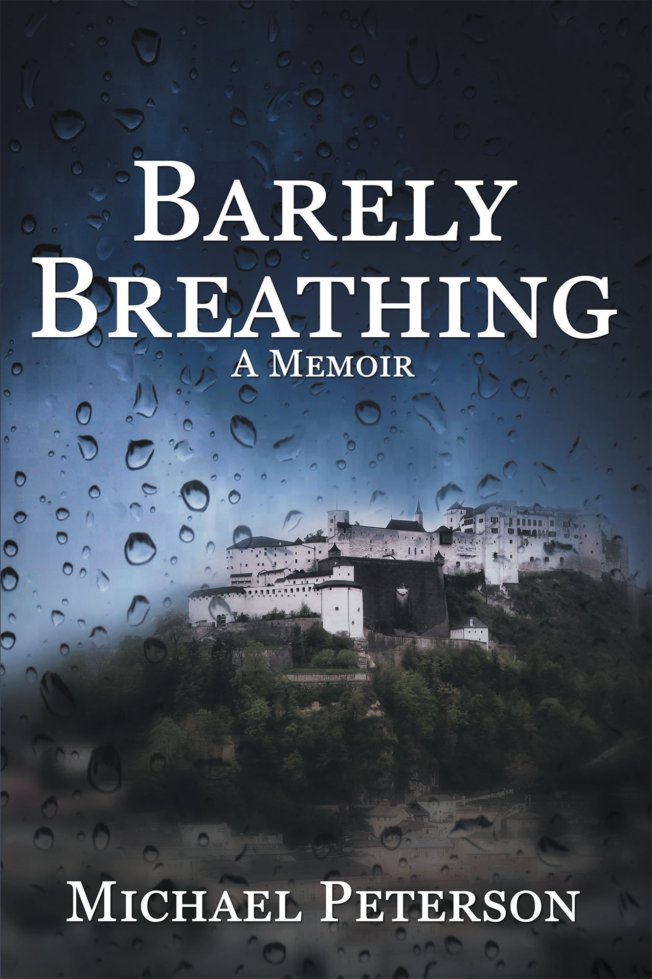 Author Michael Petersons Newlyreleased Barely Breathing