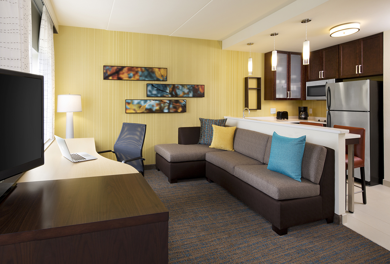 Residence Inn Hotel To Open In Plano Texas