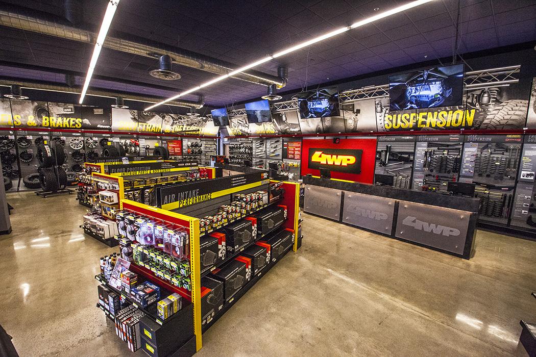 4 Wheel Parts New Store in Charleston South Carolina