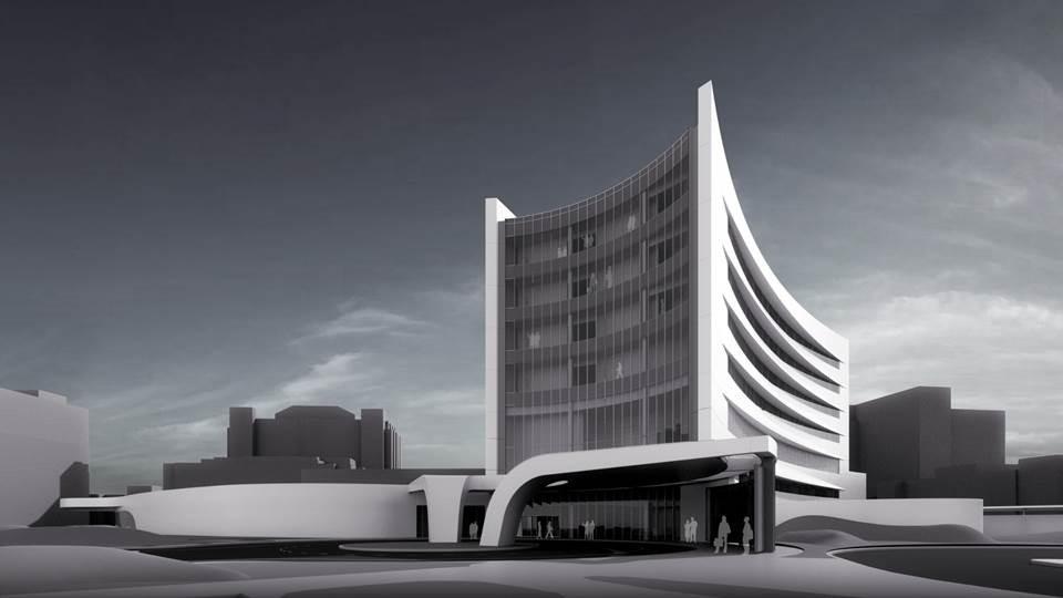 Miami Hospital Tower to Test Flexibility of Precast