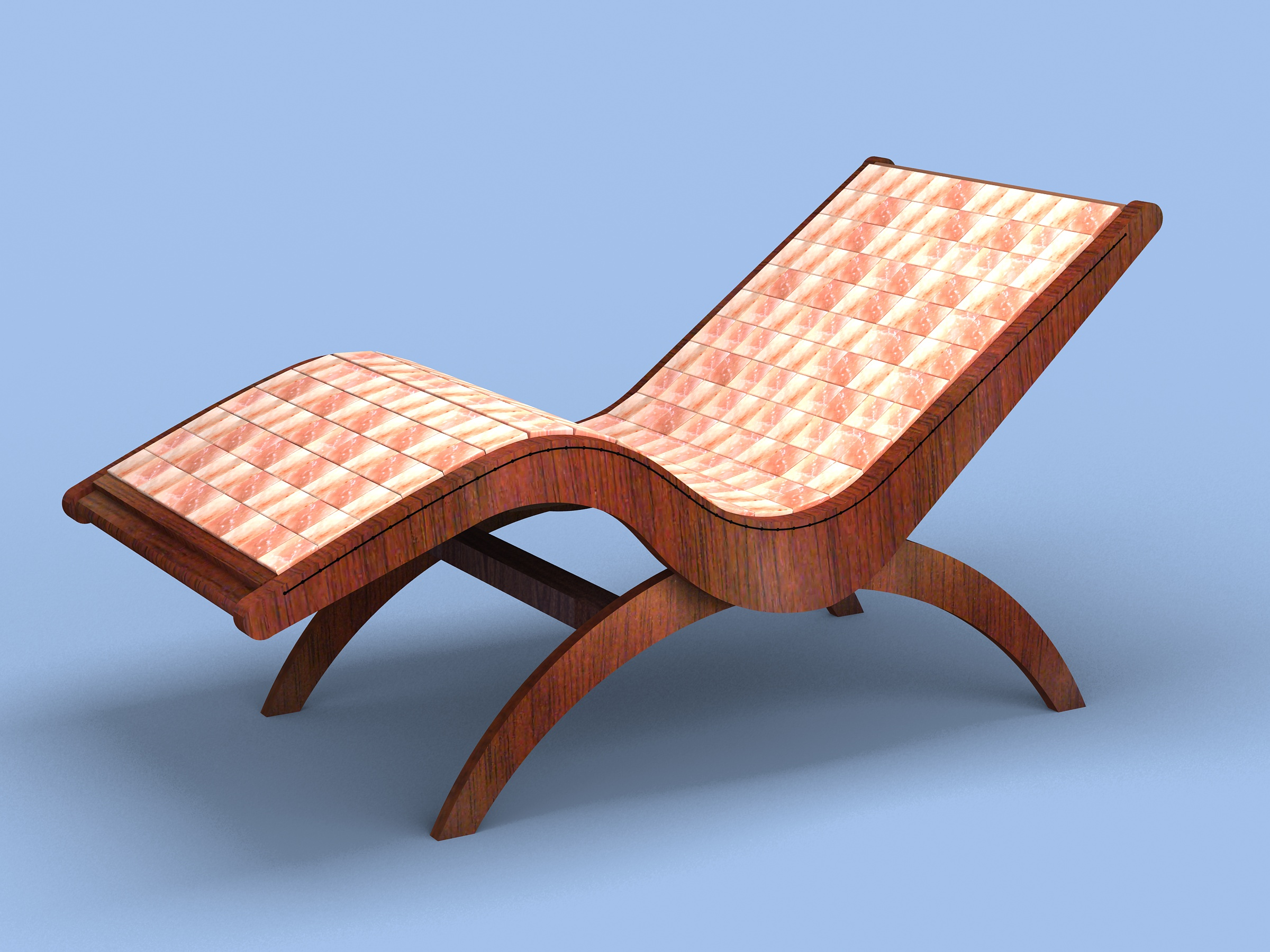 Salt Chair Innovative New Himalayan Salt Concepts For Spas And Home