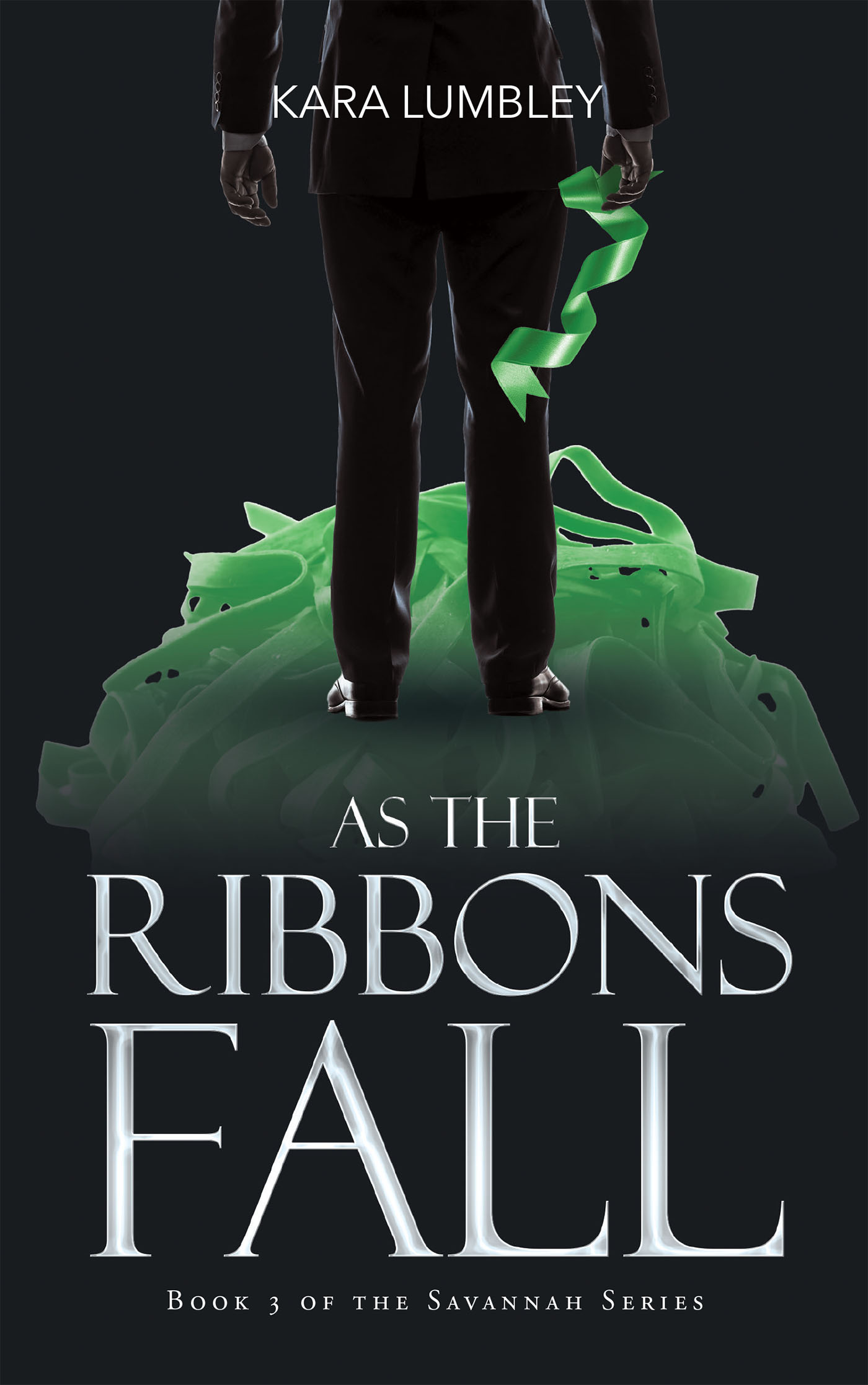 """Author Kara Lumbley's New Book """"as The Ribbons Fall"""" Is"""
