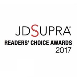 CloudNine Receives Multiple JD Supra Readers' Choice