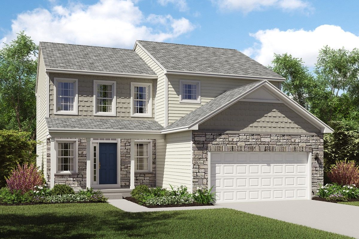 K. Hovnanian® Homes Unveils Three New Home Designs at Single Family Home Community in Strongsville