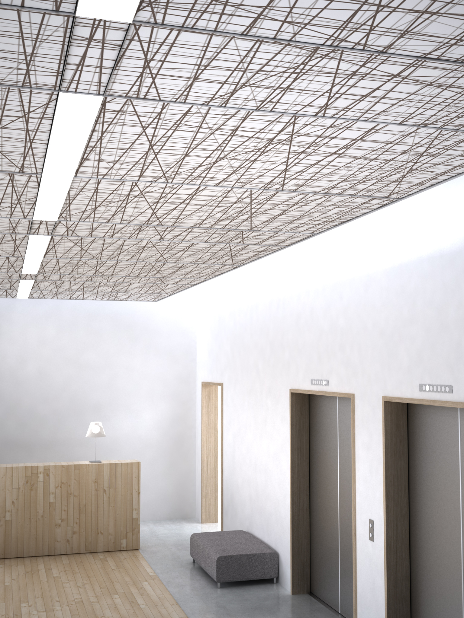 New Techstyle Graphic Collection Of Acoustical Ceiling
