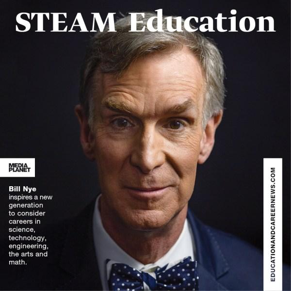 Mediaplanet Enlists Bill Nye Science Guy Nasa
