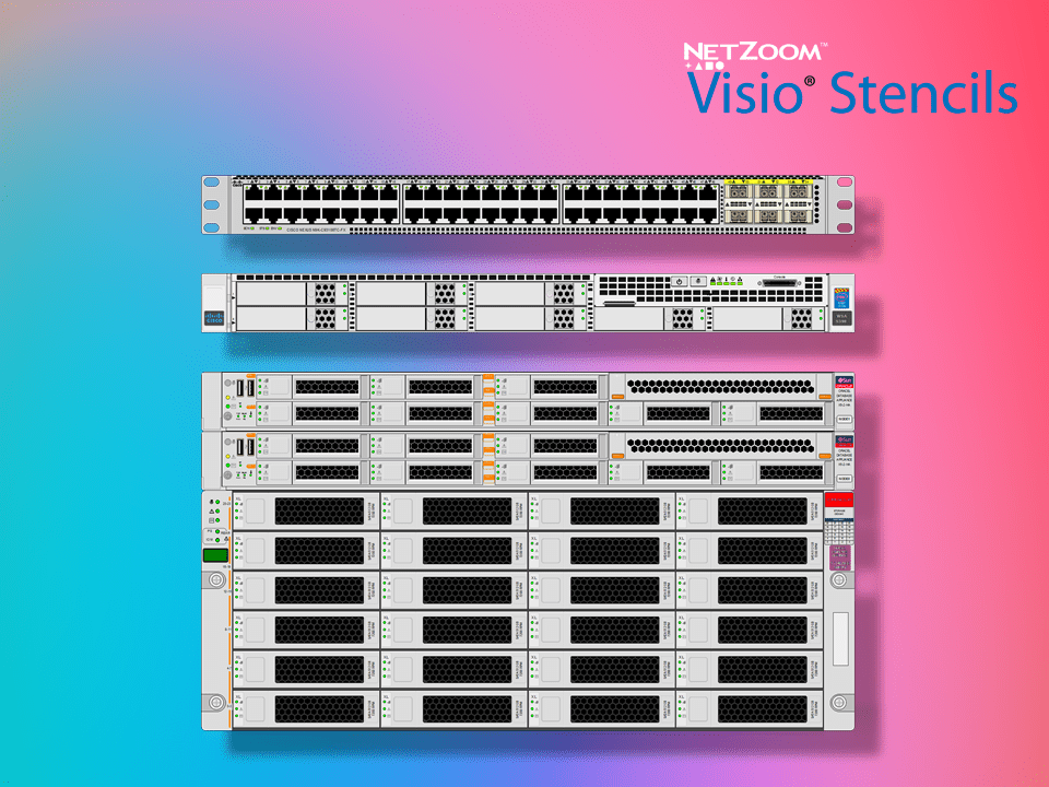 Altima Technologies Data Center Diagramming Visio Stencils